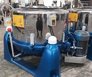 工业用大型脱水机